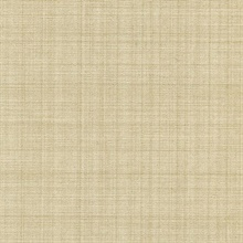 Russel Cream Textured Faint Tartan Wallpaper