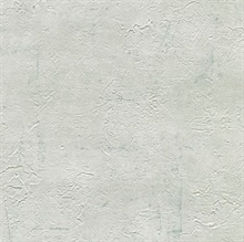 Plumant Off White Faux Plaster Texture Wallpaper