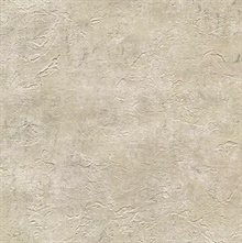 Plumant Wheat Faux Plaster Texture Wallpaper