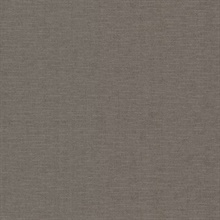 Valois Dark Brown Linen Texture