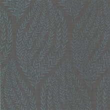 Calix Charcoal Sienna Leaf