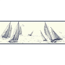 Sailboat Border