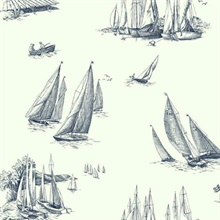 Sailboat Toile