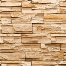 Travertine Stacked Stone