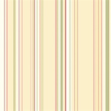 Cream Lookout Stripe
