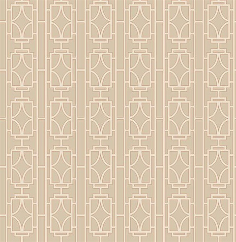 Empire Beige Lattice