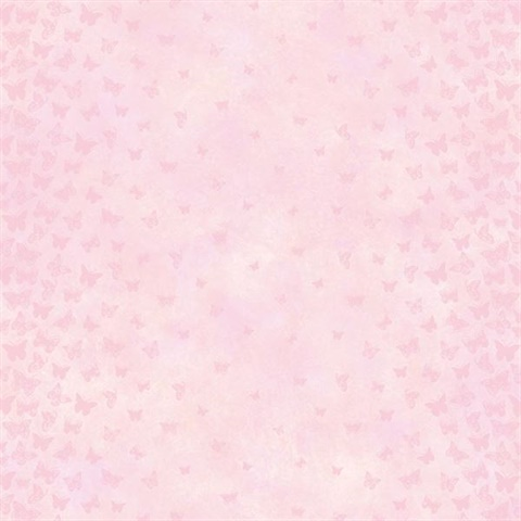Lucy Pink Butterfly Ombre Column
