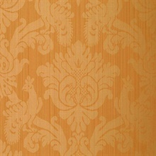 Valette Strie Damask Terracotta