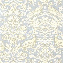 Aldwyn Damask Robins Egg