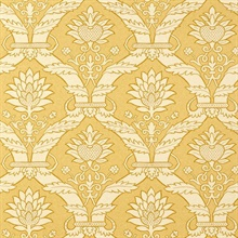 Siena Damask Yellow