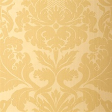 Fiorella Damask Yellow