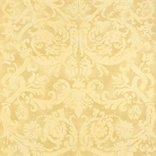 Pontine Damask Soft Gold