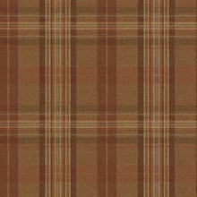 Austin Brown Plaid