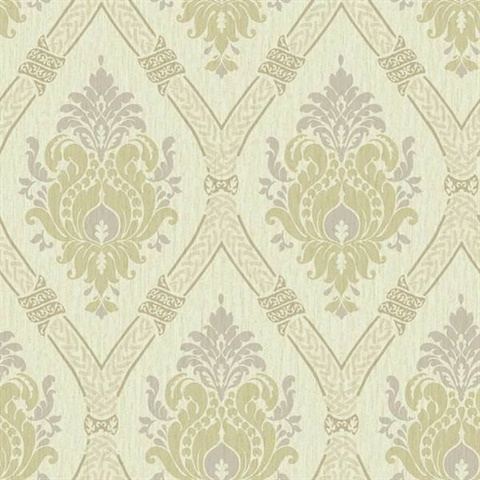 Dressed Up Damask