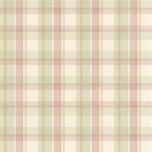 Bennetts Pink Sunday Plaid