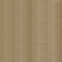 Casco Bay Brown Ombre Pinstripe