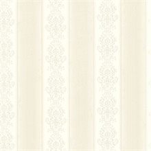 Eastport Ivory Arabelle Stripe