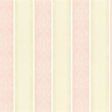 Eastport Pink Arabelle Stripe