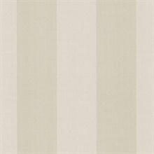 Harpswell Grey Herringbone Awning Stripe
