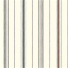 Jonesport Cream Cabin Stripe