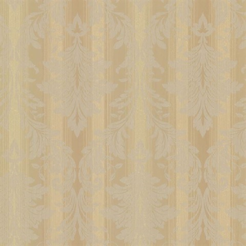 Rangeley Brass New Avalon Stripe