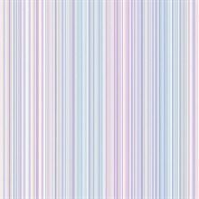 Wells Lavender Candy Stripe