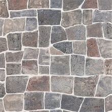 Flagstone Grey Flagstone Rock Wall Texture