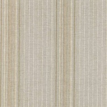 Natuche Grey Linen Stripe