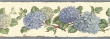 Esther Blue Hydrangea Trail Border