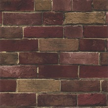 Classic Red & Tan Brick