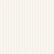 Tan & White Stripe