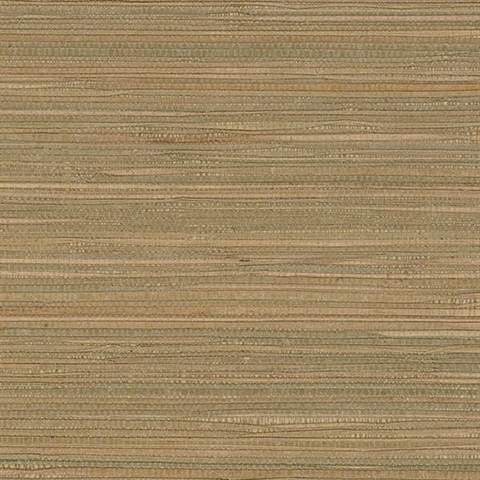 Taupe Glittered Grasscloth