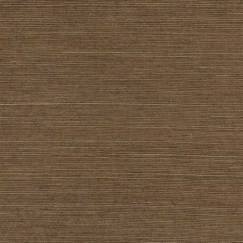 Dark Brown Weaved Grasscloth 488 412 Designer Grasscloth
