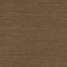 Dark Brown Weaved Grasscloth