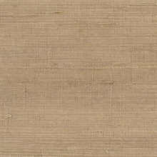 Tan Glittered Grasscloth