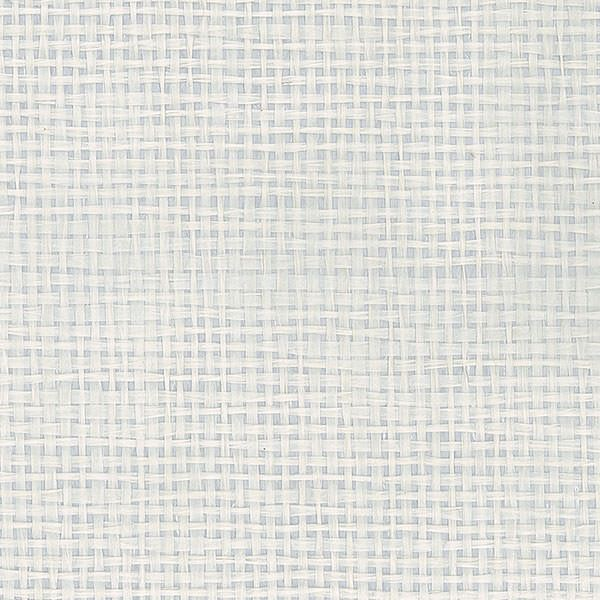 White Grasscloth Wallpaper: White Basketweave Grasscloth