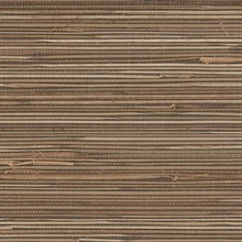 Chocolate Large Woven Grasscloth