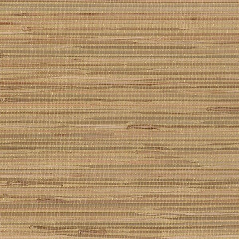 Gold Large Woven Grasscloth