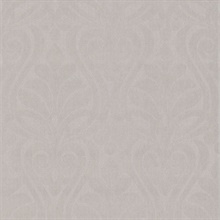 Amiya Pewter New Damask