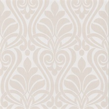 Amiya Platinum New Damask