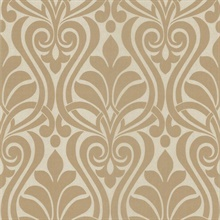 Amiya Taupe New Damask