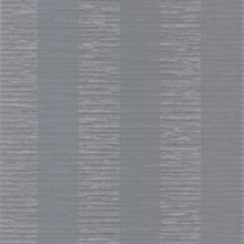 Carmina Grey Crepe Stripe