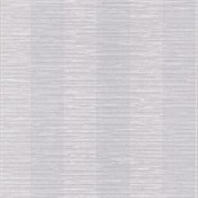 Carmina Light Grey Crepe Stripe