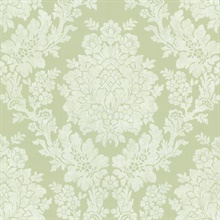 Liza Green Roselle Damask