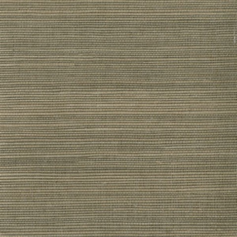 Taisen Brown Grasscloth