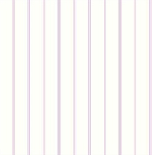 Little Tailor Pinstripe Purple Stripe
