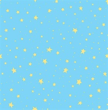 Stars Turquoise Outer Space