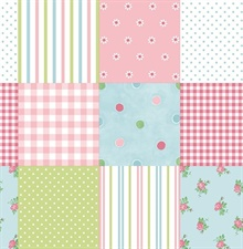 Patchwork Pink Patchwork