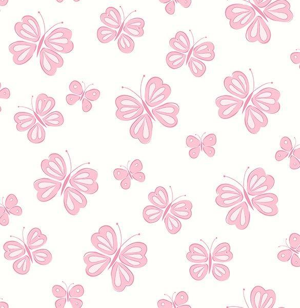 Pink Butterfly Wallpaper: Butterflies Pink Butterflies