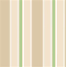 Sunshine Stripe Light Green Stripe